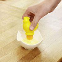 Eigelb Trenner Huhn aus Silikon